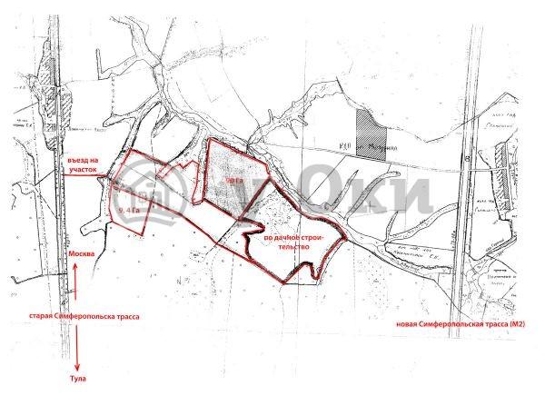Продается участок 90 Га в деревне Домнено под дачное строительство, так же возможен раздел участка. Электричество и газ проходят по границе участка, с одной стороны участка огибает смешанный лес и река, очень красивое уютное место Симферопольское шоссе 120км от МКАД